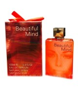 Fragrance World Beautiful Mind Over 1, 100 ml for woman