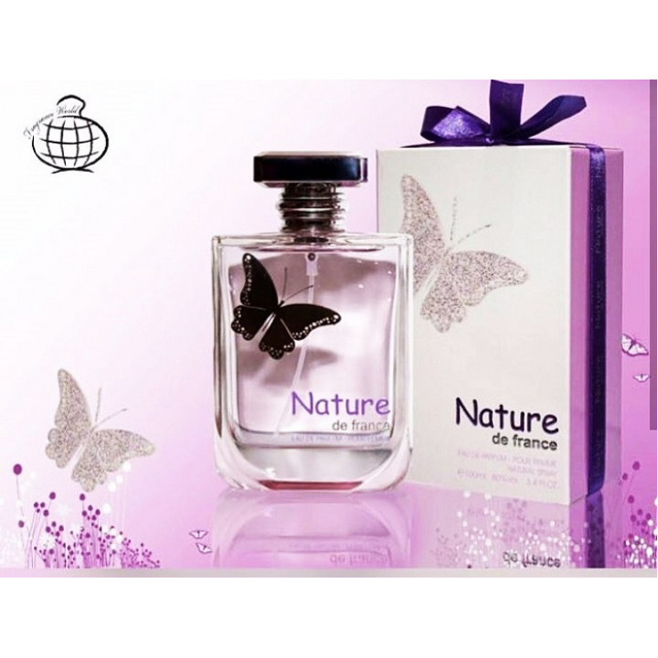 Fragrance World Nature de France olivier, 100 ml (w) for woman