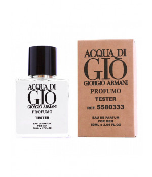 Мини-тестер 50 ml Giorgio Armani Acqua Di Gio Profumo(for men)
