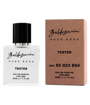 Мини-тестер 50 ml Hugo Boss Baldessarini Ambre(for men)