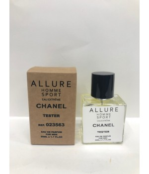 Мини-тестер 50 ml Chanel Allure Homme Sport Extreme(for men)