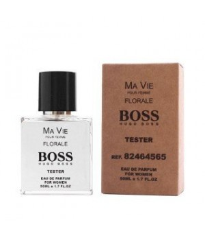 Мини-тестер 50 ml Hugo Boss Boss Ma Vie Pour Femme Florale(for woman)
