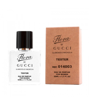 Мини-тестер 50 ml Flora By Gucci Glamorous Magnolia(for woman)