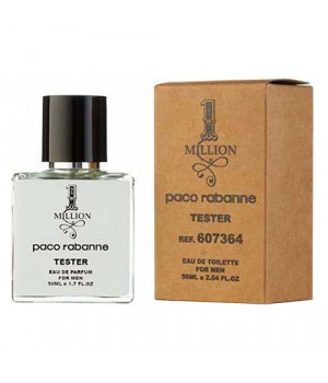 Мини-тестер 50 ml Paco Rabanne 1 Million for man