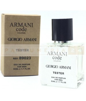 Мини-тестер 50 ml Giorgio Armani Armani Code Colonia for men