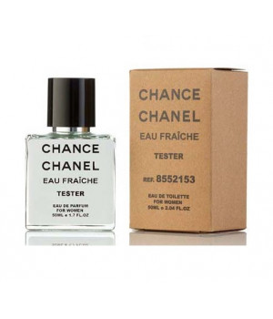 Мини-тестер 50 ml Chanel Chance Eau Fraiche for woman