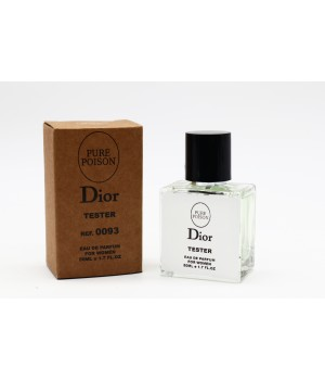 Мини-тестер 50 ml Christian Dior Pure Poison for woman