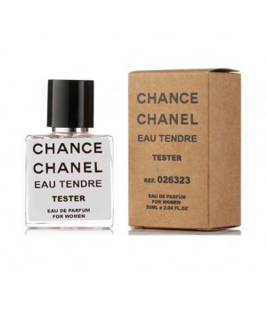 Мини-тестер 50 ml Chanel Chance Eau Tendre for woman