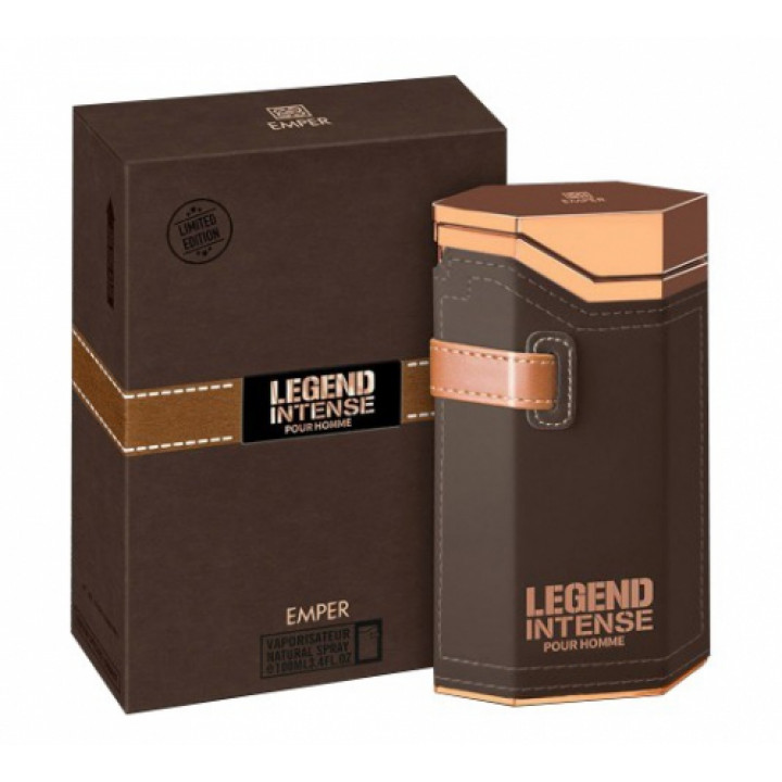 Emper Legend Intense Pour Homme, 100 ml(for men)