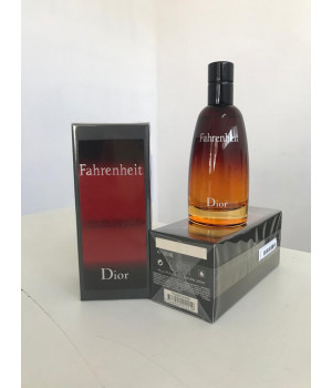 A ПЛЮС Christian Dior Fahrenheit 100 ml for men