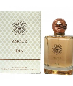 Fragrance  World AMOUR DIA 100 ml for woman