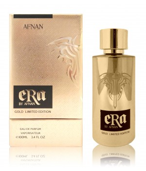 AFNAN ERA GOLD LIMITED EDITION 100 ml for woman