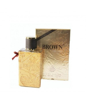 Fragrance World Brown ORCHID Gold edition for Men 80 ml
