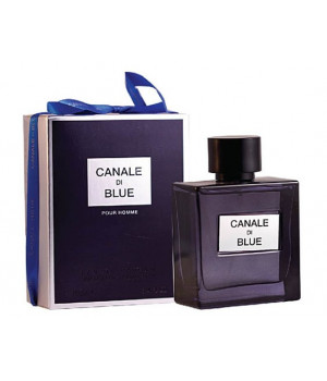 Fragrance World CANALE DI BLUE for Men 100 ml
