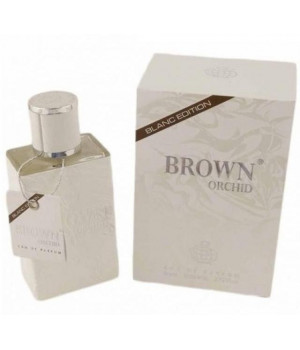Fragrance World Brown ORCHID Blanc edition for Men 80 ml
