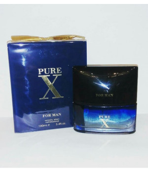 Fragrance World  pure X 100 ml for man