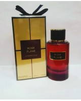 Fragrance  World Rose Flame 100 ml for woman