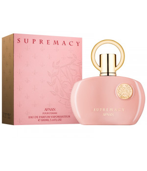 Afnan Supremacy Pour Femme Pink 100 ml for woman