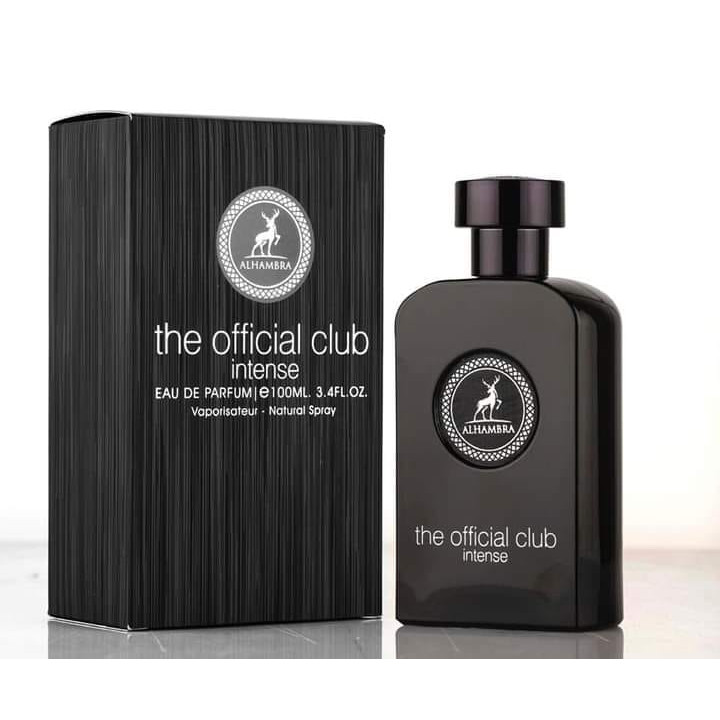 The Official Club Intense 100ml for Men