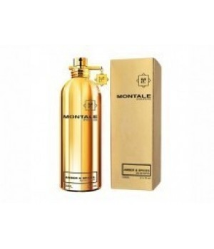 MONTALE AMBER & SPICES UNISEX EDP 100ml