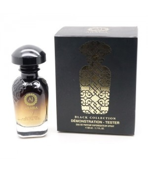 ТЕСТЕР AJ ARABIA BLACK COLLECTION V FOR WOMEN EDP 50ml