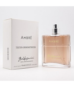 ТЕСТЕР BALDESSARINI AMBRE FOR MEN EDT 90ml