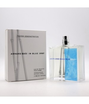 ТЕСТЕР ARMAND BASI BLUE SPORT FOR MEN EDT 100ml