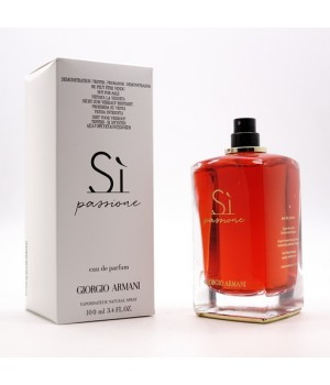 ТЕСТЕР GIORGIO ARMANI SI PASSIONE FOR WOMEN EDP 100ml