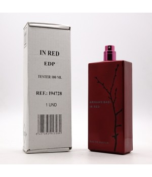 ТЕСТЕР ARMAND BASI IN RED FOR WOMEN EDP 100ml