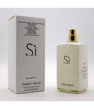 ТЕСТЕР GIORGIO ARMANI SI WHITE LIMITED EDITION FOR WOMEN EDP 100ml