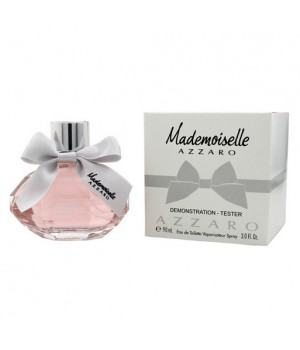 ТЕСТЕР AZZARO MADEMOISELLE FOR WOMEN EDT 90ml