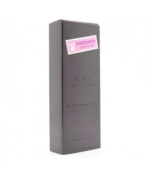 NASOMATTO BLACK AFGANO FOR MEN PARFUM OIL 10ml