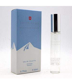 SWISS ARMY MOUNTAIN WATER FOR WOMEN EDT 20ml (спрей)
