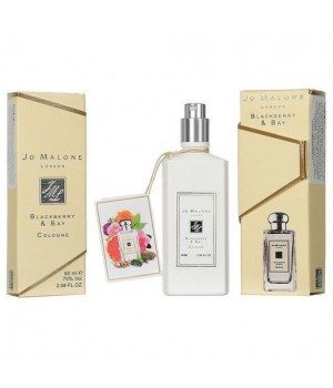 JO MALONE BLACKBERRY & BAY FOR WOMEN COLOGNE 60ml