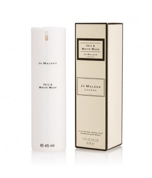 JO MALONE IRIS & WHITE MUSK FOR WOMEN COLOGNE 45ml