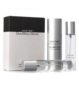 GIANMARCO VENTURI WOMAN EDT 3x20ml