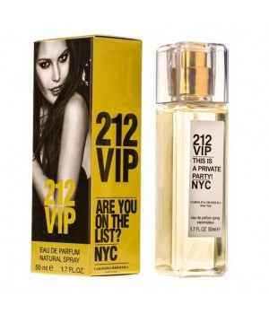CAROLINA HERRERA 212 VIP FOR WOMEN EDP 50ml