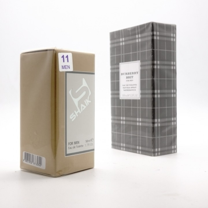 SHAIK M 11 (BURBERRY BRIT FOR MEN) 50ml