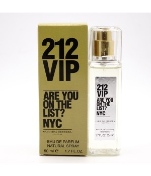 CAROLINA HERRERA 212 FOR MEN EDT 50ml