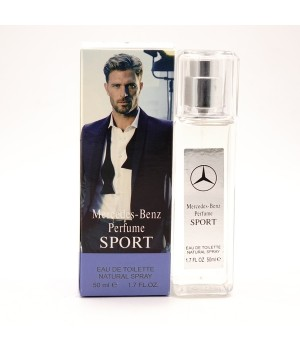 MERCEDES-BENZ SPORT FOR MEN EDT 50ml