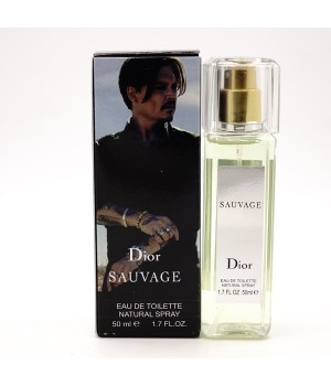 DIOR SAUVAGE FOR MEN EDT 50ml