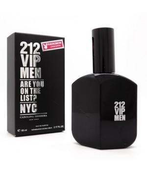 CAROLINA HERRERA 212 VIP FOR MEN EDT 65ml