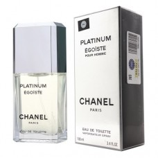 ОРИГИНАЛ CHANEL EGOISTE PLATINUM FOR MEN EDT 100ml