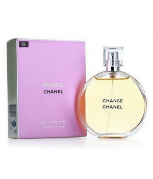ОРИГИНАЛ CHANEL CHANCE EAU DE TOILETTE FOR WOMEN 100ml