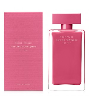 NARCISO RODRIGUEZ FLEUR MUSC FOR WOMEN EDP 100ml