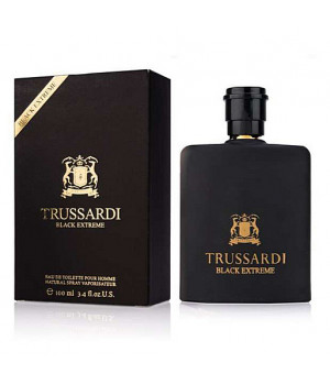 TRUSSARDI BLACK EXTREME FOR MEN EDT 100ml