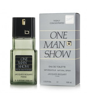 JACQUES BOGART ONE MAN SHOW FOR MEN EDT 100ml