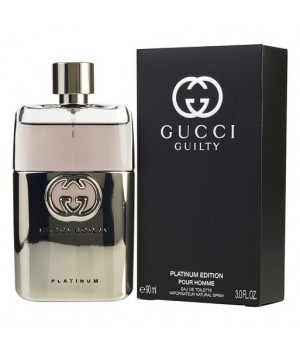 GUCCI GUILTY PLATINUM EDITION FOR MEN EDT 90ml
