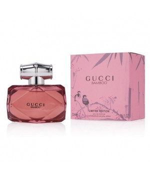 GUCCI BAMBOO LIMITED EDITION FOR WOMEN EDP 75ml