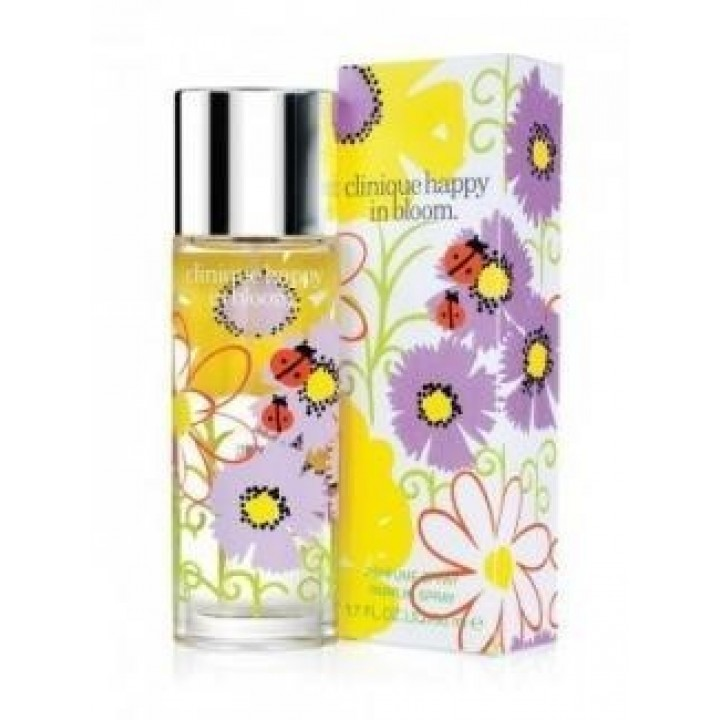 CLINIQUE HAPPY IN BLOOM NEW FOR WOMEN EDT 100ml